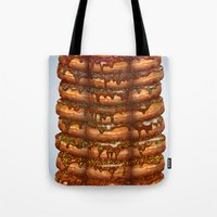 Donuts III 'sparkles&cho… Tote Bag