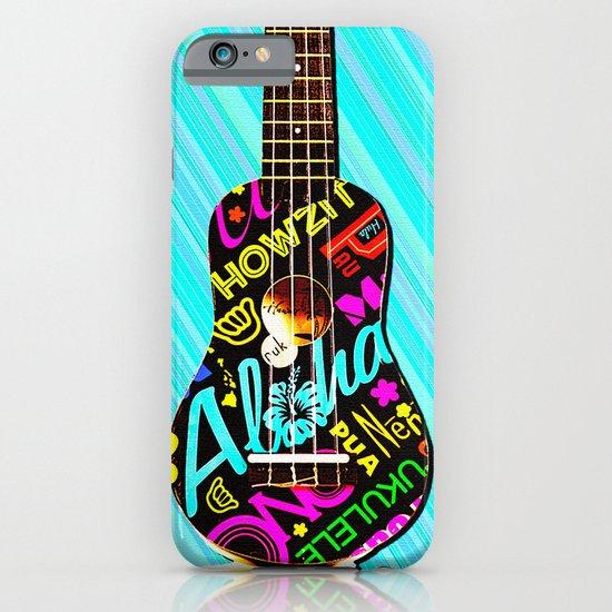 Hawaiian Ukulele for IPhone iPhone & iPod Case