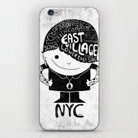 NYC Club Kid 2012 iPhone & iPod Skin