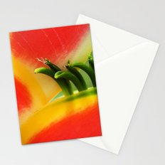 Exotic Flower - Heliconia 361 Stationery Cards