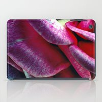 Psychedelic Rose iPad Case