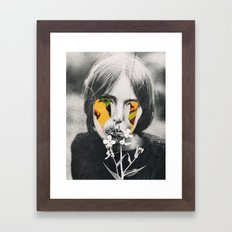 WOMAN 12/30 (2015) Framed Art Print