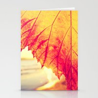 Autumn - Stationery Cards