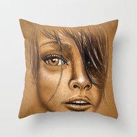 Amazon Throw Pillow