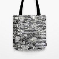 Atomic Bokeh (P/D3 Glitc… Tote Bag