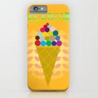 ice cream! iPhone 6 Slim Case