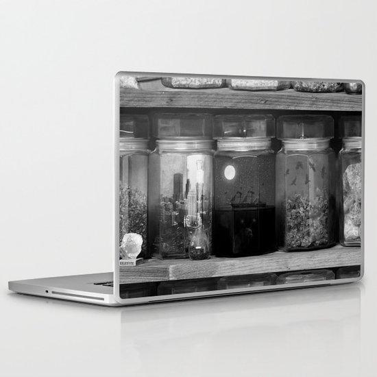 Little Worlds (Crop II) Laptop & iPad Skin