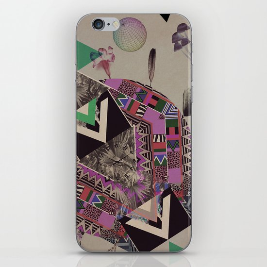 LUSCIOUS INSANITY iPhone & iPod Skin