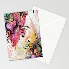 Flowerz Stationery Cards