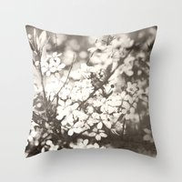 Little Notes To Myself �… Throw Pillow