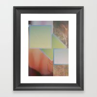 Show That You Are Framed Art Print