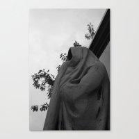 Eternal Silence Canvas Print