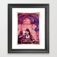 Portia - Shakespeare's M… Framed Art Print