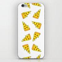 i want pizza iPhone & iPod Skin