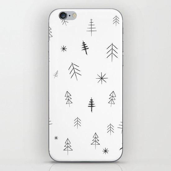 O Christmas tree[s] iPhone & iPod Skin