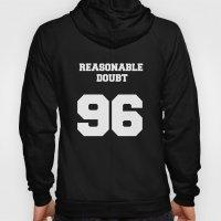 Reasonable Doubt Varsity Hoody