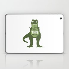 Amourosaurus Laptop & iPad Skin