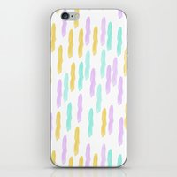Hello Spring Pastel Patt… iPhone & iPod Skin
