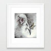 Deep Roots Framed Art Print