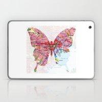 Papillon - Tokio Laptop & iPad Skin