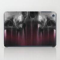 Creepy Skull iPad Case
