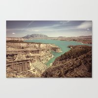 Will lands Canvas Print