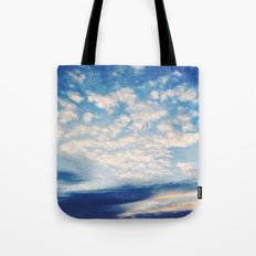 Sound of Clouds Tote Bag