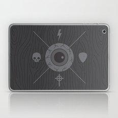 The Dead Acoustics Laptop & iPad Skin