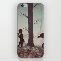 Wolf Parade iPhone & iPod Skin