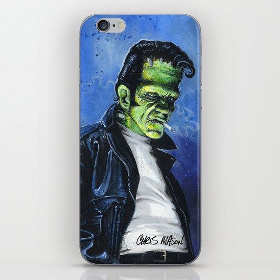 Rebel Frankenstein iPhone & iPod Skin
