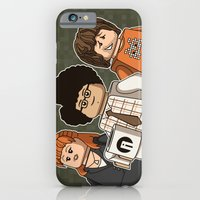 The Mini Crowd iPhone 6 Slim Case