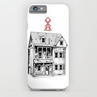 iPhone & iPod Case featuring Petite Mort by Tom Kitchen