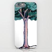 Spiral Tree iPhone 6 Slim Case