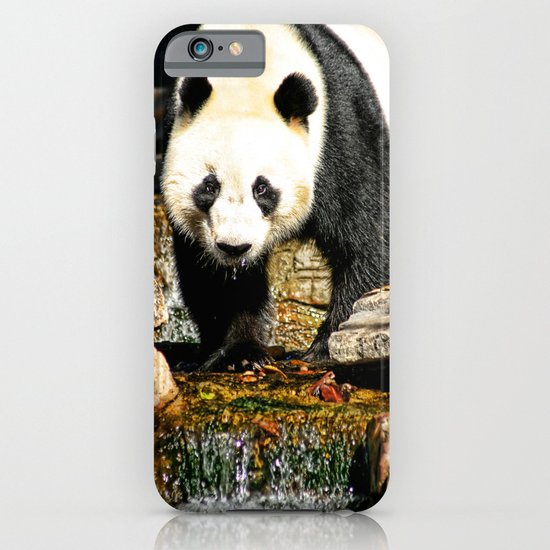 Wang Wang iPhone & iPod Case