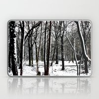 Winter Woodland Laptop & iPad Skin