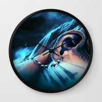 I Want To Talk To You Wall Clock
