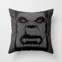 Garrosh Throw Pillow