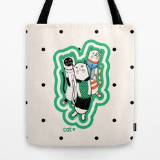 Joana's cats Tote Bag