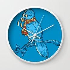 Natural Seeker Wall Clock