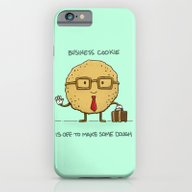 The Business Cookie iPhone 6 Slim Case