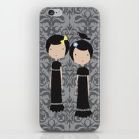 Meredith And Delany: Vam… iPhone & iPod Skin