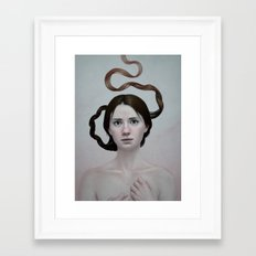 289 Framed Art Print