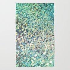 Mermaid Scales Rug