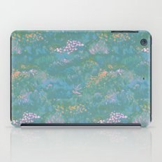 Blue Life in Death Valley iPad Case