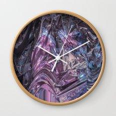 Materia A Wall Clock