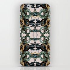 Snakes and Chains iPhone & iPod Skin