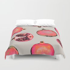 Pomegranate Pattern Duvet Cover