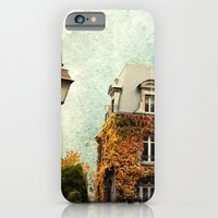 iPhone & iPod Case featuring Autumnal Montmartre by Marc Loret