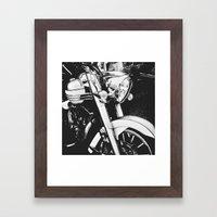 Harley I Framed Art Print