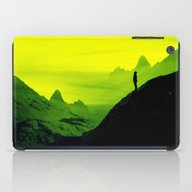 Vibrant Wasteland iPad Case